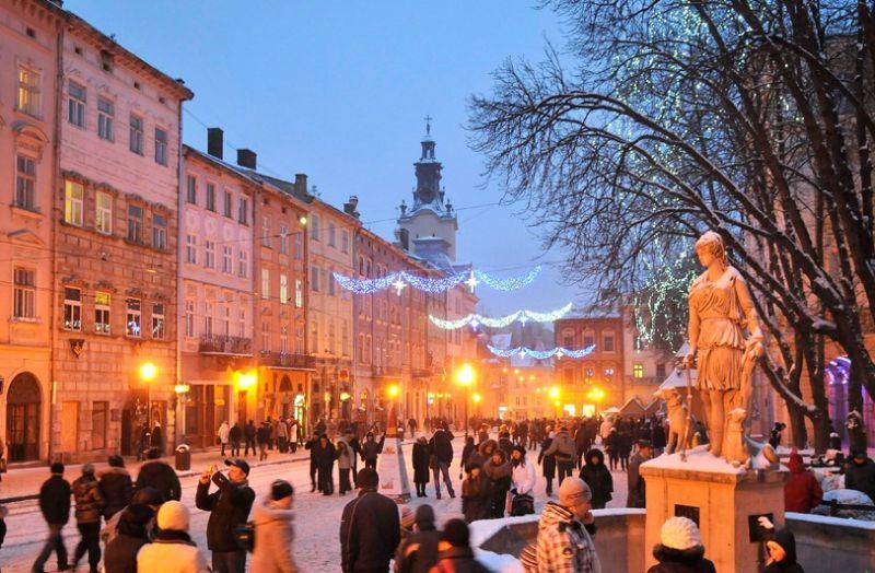 Рождество-2021 в Иршаве