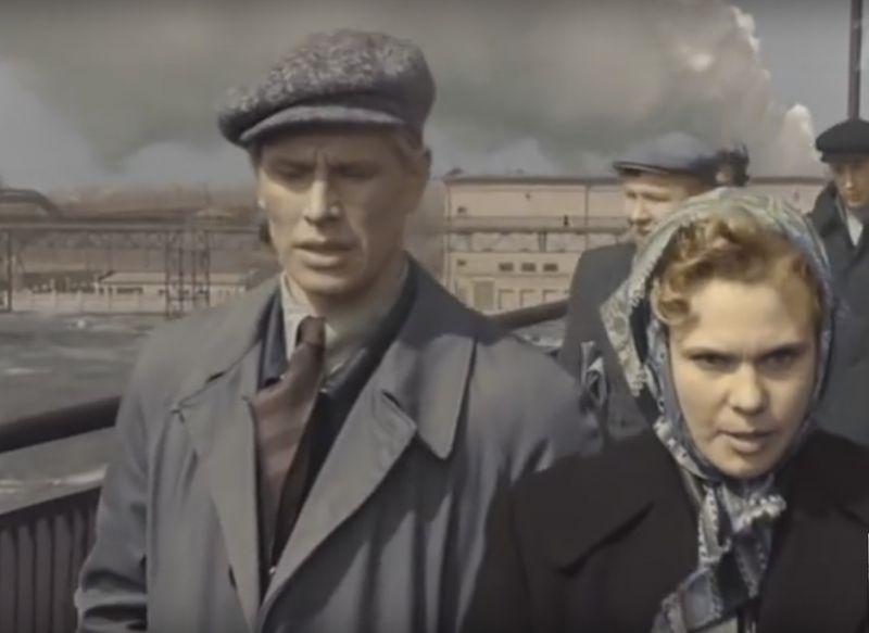 кадры из фильма весна на заречной улице фото