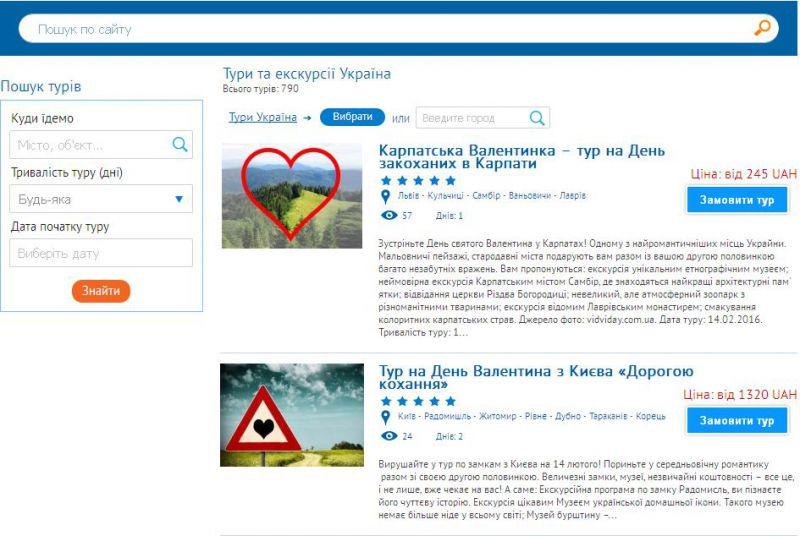 Найкращий туристичний портал про Україну  підсумки ua.igotoworld.com ... 1a37eade43d54