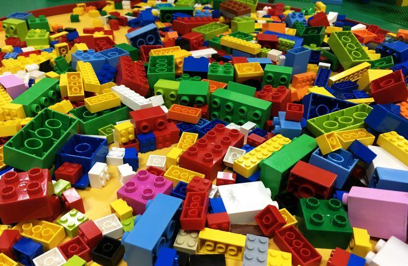 Tour to LEGO factory