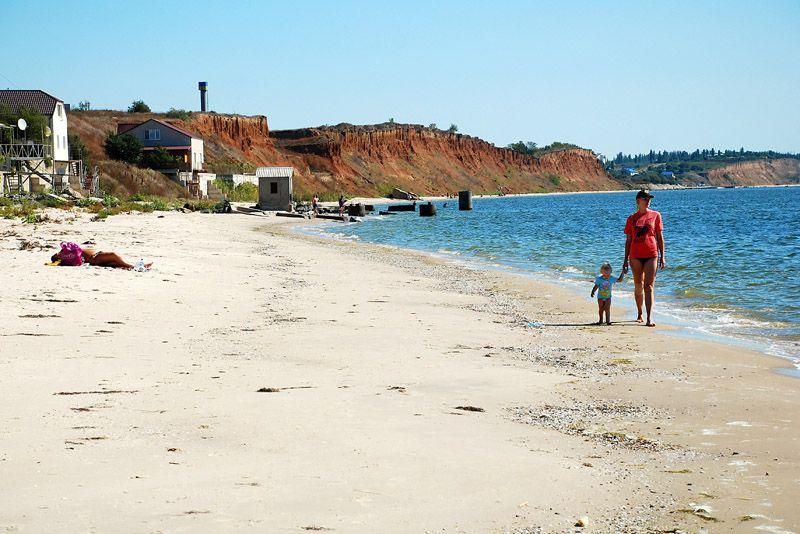 Русские красавицы на черноморских пляжах