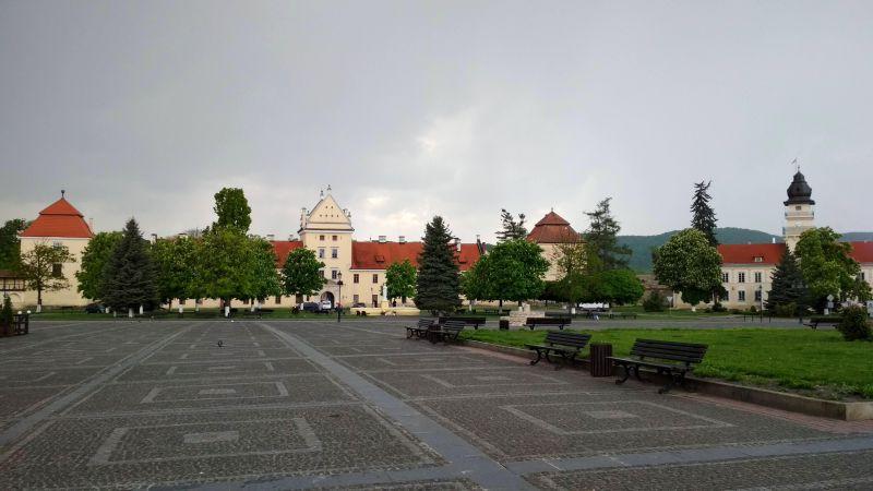Місто Жовква. Все про Жовкву, Львівської області: карта, опис, фото.