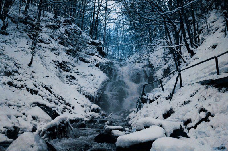 Новый Год для душевной компании В горах, на Закарпатье