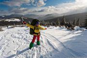 Екстремальна зустріч Нового року: на вершинах Українських Карпат