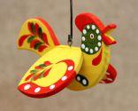 Невідома Україна: яворівська іграшка-забавка