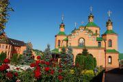 Прогулка по Голосеево: чистые пруды и святые места
