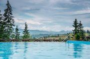 16 лучших отелей в Карпатах с крытыми и открытыми бассейнами