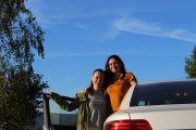 Девичник на авто из Львова: путешествие со вкусом соленой карамели