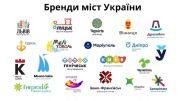 Логотипи і слогани міст України: 30 брендів