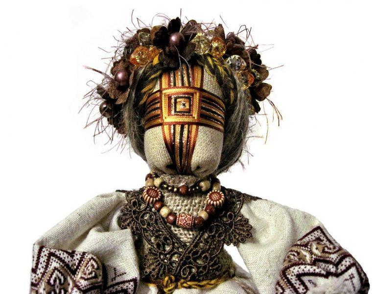 Создание куклы-мотанки своими руками в чем секрет древнего оберега