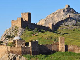 Генуэзская крепость, г.Судак