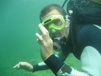 Подводные жесты