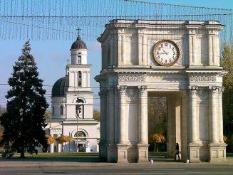 Тур в МОлдавию Одесса - Кишинев.