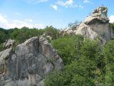 Тур Карпатський трамвайчик - скелі Довбуша