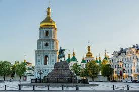 Софийская площадь , Киев