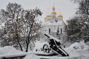 Зимний Чернигов