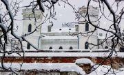 Предновогодний дендропарк и зимняя Шаровка (из Харькова)
