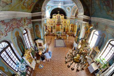Экскурсия по православным храмам города