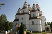 Новомосковск: храм, монастырь, подземная церковь