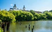Дворцы Житомирщины и Белый пароход