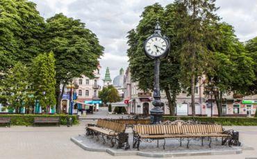 Тернополь и замки (3 дня)