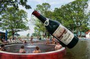 Майские праздники на озерах Закарпатья