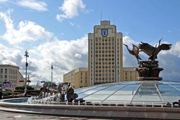 Білорусь на великодньо-травневі вихідні (26 квітня - 1 травня)