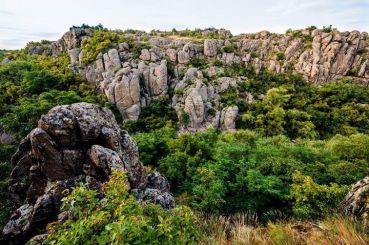 Актовский каньон. Тур из Киева.