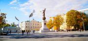 От истории до современности. Обзорная пешеходная экскурсия по Харькову