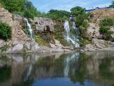 Кривий Ріг: Кочубеєвські штольні, ботанічний сад