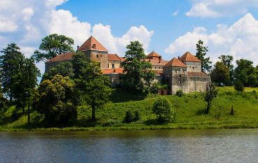 Замки Западной Украины