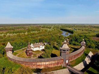 «Гетьманская столица Батурин + Круты»