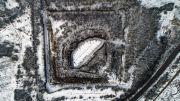 Новогодние призраки Дубенского замка и Тоннель любви