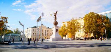 Три ярких дня. Харьков впечатляет!