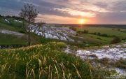 Местная экзотика. Двуречанский природный парк + Кицевская пустыня