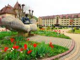 Екскурсія: Кращі курорти Закарпаття і Бункер  Арпада