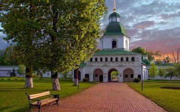 Новгород-Сіверський - місто, що зупинилось в часі