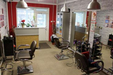 Family hairdresser №23, Lutsk