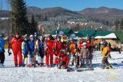«Зимний шоколад» детский лагерь в Славском
