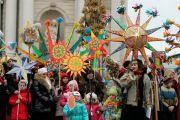 10 зимних фестивалей и праздников в Украине 2017–2018