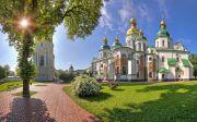 Стріли, що з'єднують світи. 12 прекрасних храмів Києва