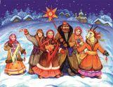 Рождественская Магия Закарпатья + Красия
