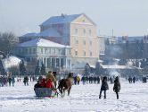 5 идей для зимних каникул на Тернопольщине