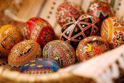 Пасхальные яйца – яркие родители Вселенной, или Давние обереги человечества