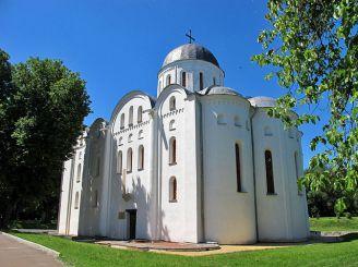 Борисоглібський собор, Чернігів