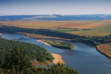 Днестровский каньон