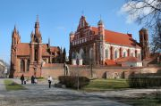 Бюджетная поездка в Вильнюс. Фотоотчет Вильнюс — Каунас — Тракай