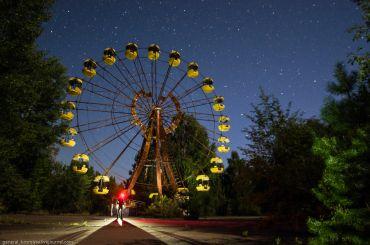 Тур в Чорнобильську Зону