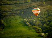 Польот на повітряній кулі, Львів