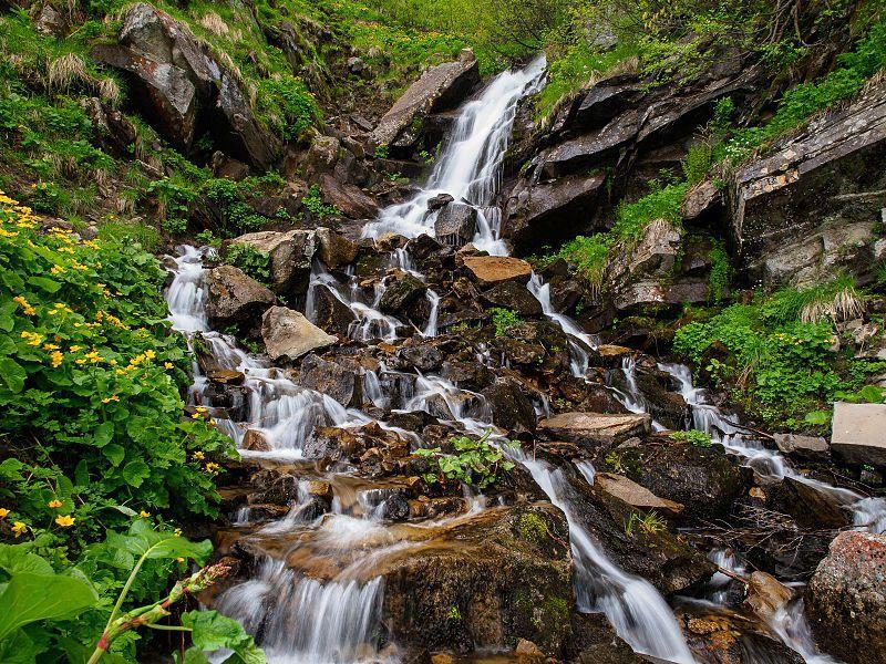 Картинки по запросу дзембронские водопады